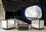 Maan behang