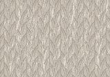 Bladeren patroon fotobehang beige