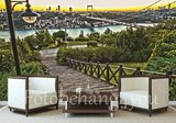 Istanbul behang