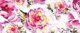 poster aquarel rozen