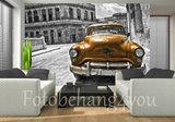 Auto behang Cuba