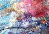 Abstract Fotobehang 2