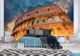 Colosseum behang Rome