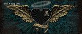 Alchemy Heart Dark Angel poster groen