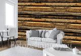 trendy hout behang