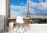 Eiffeltoren behang