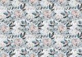 Bloemen fotobeahng pioenrozen blauw