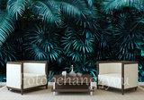 palmen behang