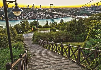 Bosporus fotobehang