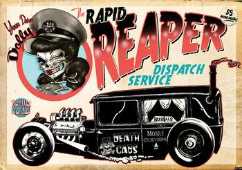 Death Cab Cutie Alchemy fotobehang