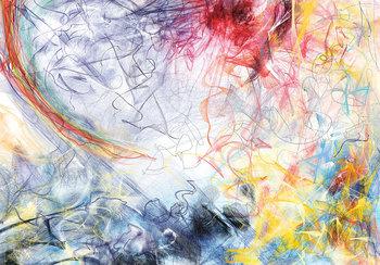 Abstract fotobehang 1