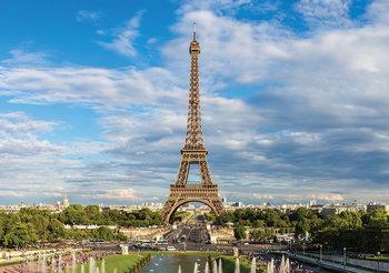Eiffeltoren fotobehang