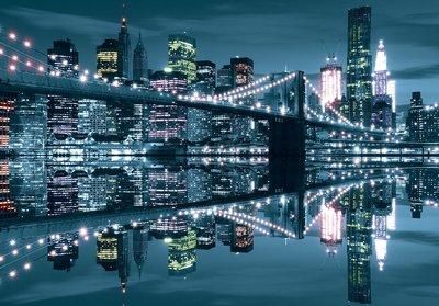 Brooklyn Bridge fotobehang